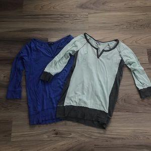 2 express shirts
